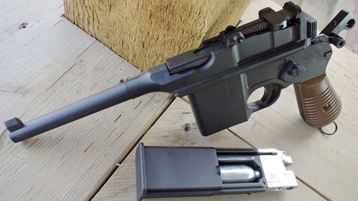 Umarex C96 Pistol Feature Image