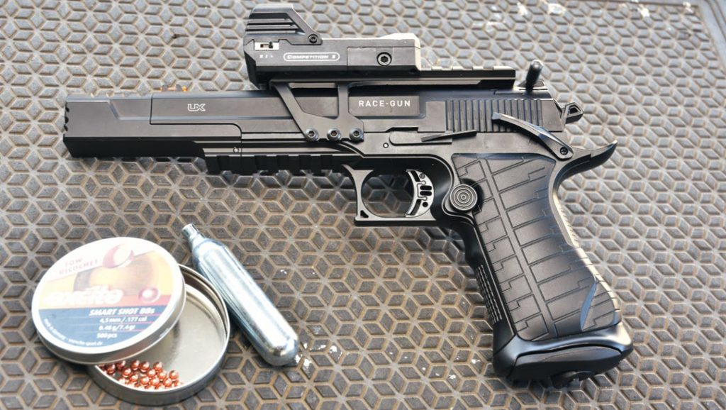 Umarex Rae Gun Kit Review Pistol Image