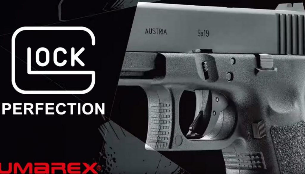 Versatile, compact, and now a fully licensed Air Pistol! Introducing the GLOCK 19 by Umarex.