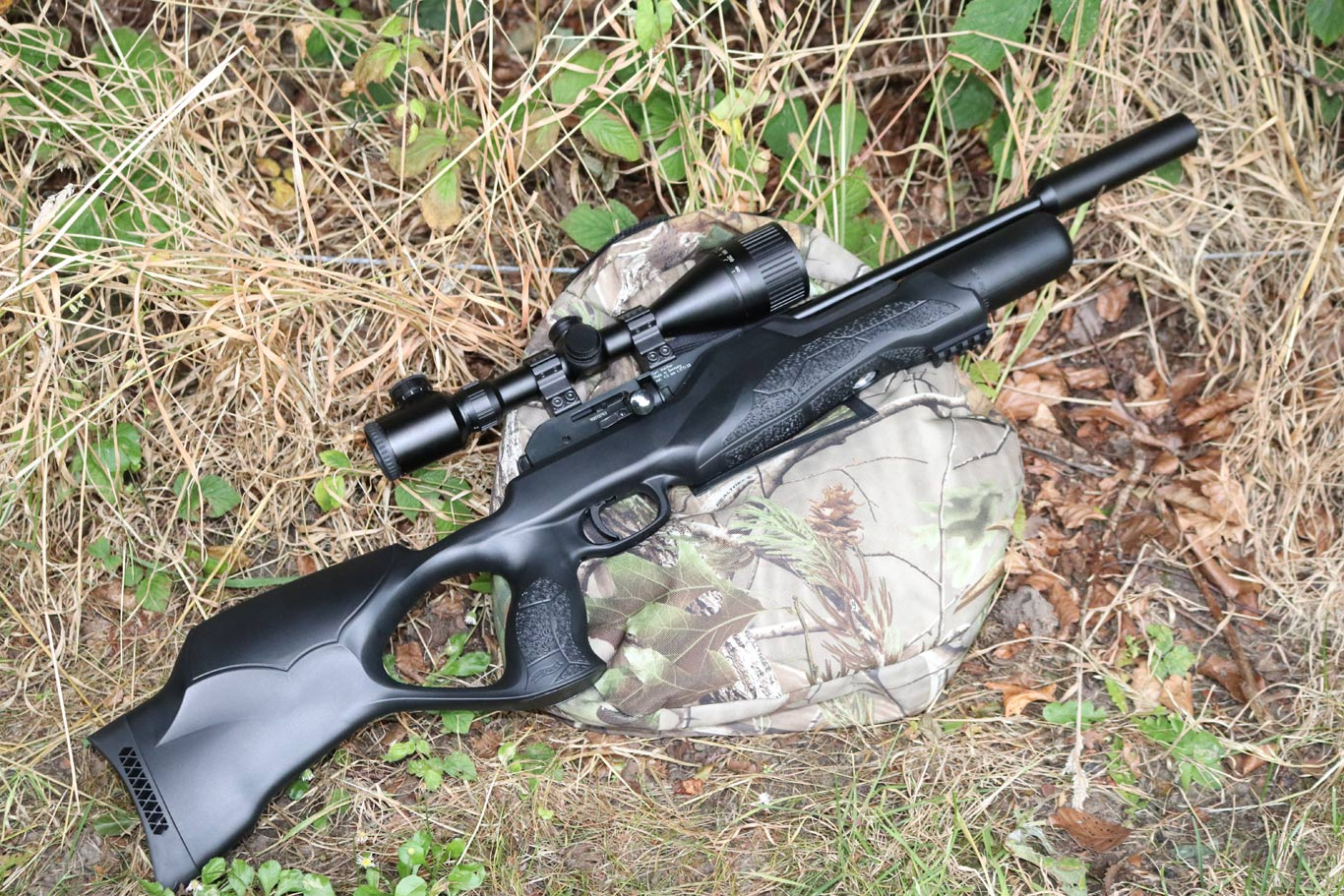 Walther Rotex RM8 UC Ultra Compact Carbine Review