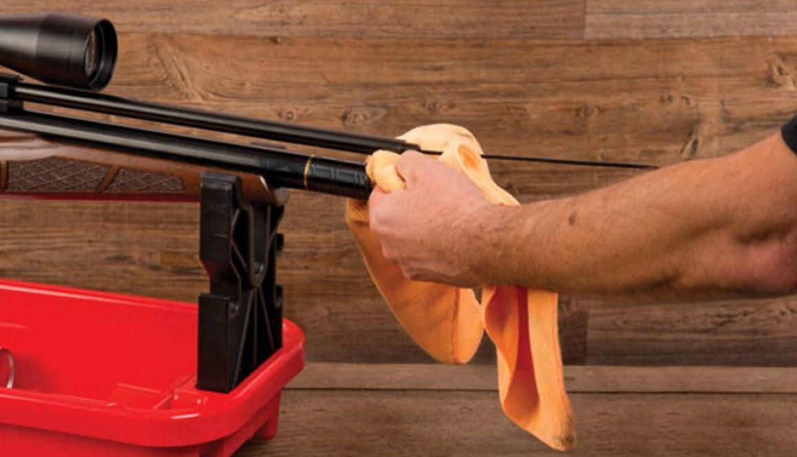 How to clean a PCP Air Rifle Barrel