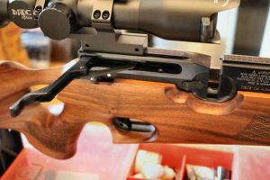 How to clean a PCP air rifle barrel using MTM Maintenance Centre
