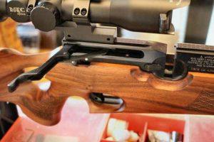 How to clean a PCP air rifle barrel using MTM Maintenance Centre