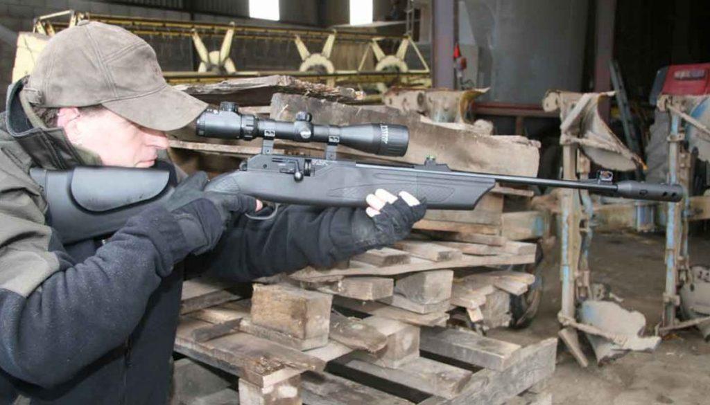 Umarex 850 M2 Co2 Rifle Pest Control