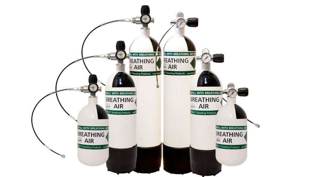 Bisley Air Cylinders