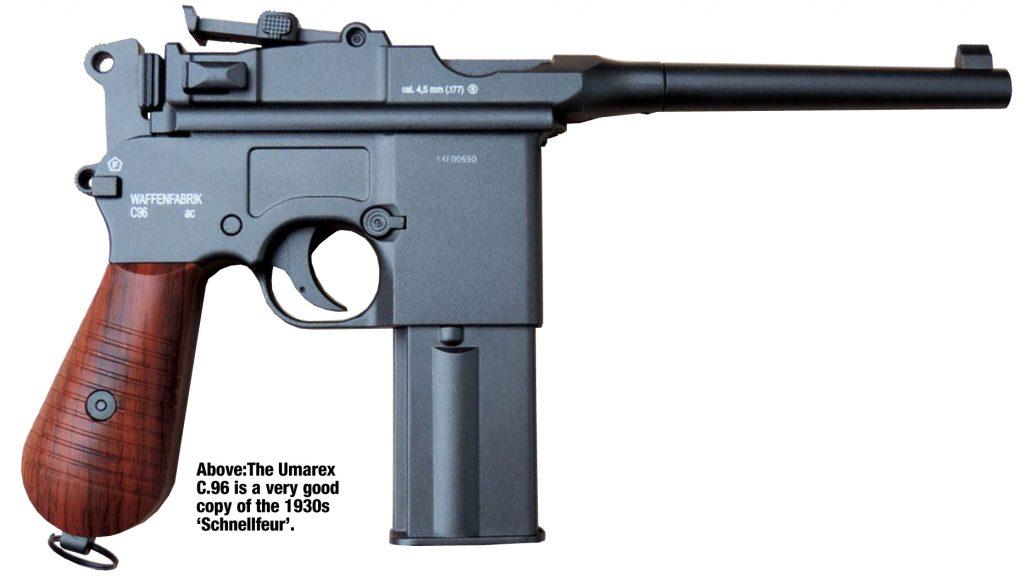 Umarex Legends C96 Pistol