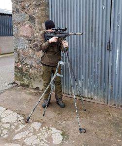 Trigger Sticks on shooting permission