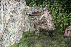 Primos Trigger Stick Hide Use