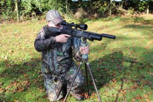 Primos Trigger Stick Kneeling Shot