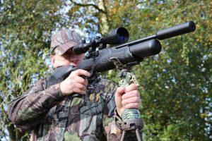 Primos Trigger Stick Gen3 Leaning In
