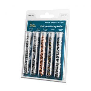 H&N Sample Set of Pellets